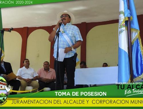 TOMA DE POSESION DEL NUEVO ALCALDE DARIO ESCOBAR